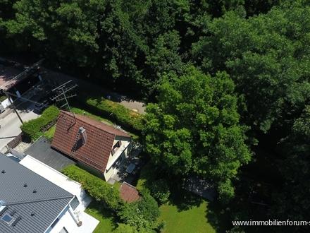 !!Rarität!! !!Traumhaftes Grundstück mit Altbestand am Waldrand in exklusiver Lage/Waldtrudering!!