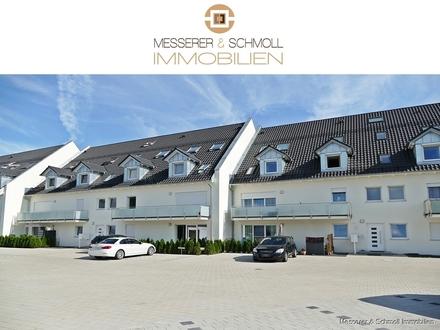 Messerer & Schmoll: Wie NEU! Traumhafte 5 Zi. Maisonette-Wohnung, zwei Bäder, Dachterrasse & Lift