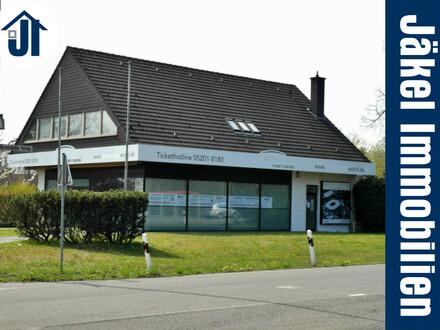 Vielseitig nutzbares Geschäftshaus in Halle (Westf.)
