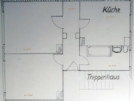 2-Raumwohnung 52m² in Neumark zu vermieten