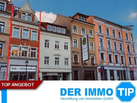 Ca. 255 m² Gewerbefläche im historischen Stadtzentrum Meißen zur Miete