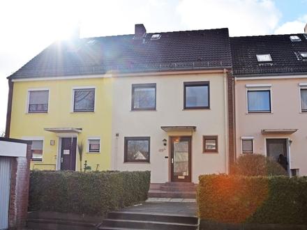 Hemelingen / Attraktives Reihenmittelhaus in ruhiger Wohnlage