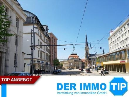 Zentrales Büro nahe des Chemnitzer Opernhauses zur MIETE