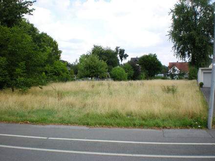 Bünde - Baugrundstück im Ortsteil Dünne