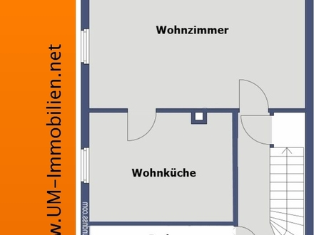 Renditeobjekt: Gepflegte ältere DHH, zentral in Altötting