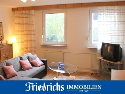 Top-Lage in Oldenburg! Charmantes 2-Zimmer-Appartement in der Fußgängerzone