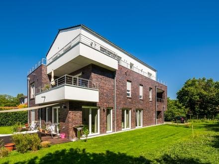 Ab Mai 2019: Schicke 2 Zimmer Oberwohnung inkl. Küche direkt an einer Naturschutzwiese in Nadorst!