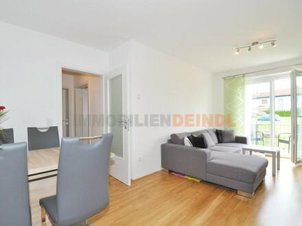 Wie neu: 3-Zimmer-Wohnung mit Stellplatz & Carport in Eggelsberg