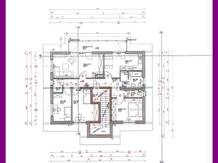 Whg. Nr. 03 - Neubau-Erstbezug-4-Zimmer-Dachgeschoss-Wohnung in Oberdorf mit Wintergarten