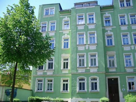 Das kann Ihr neues Zuhause werden! Schicke 2-Raum-Wohnung mit Balkon auf dem Kaßberg!