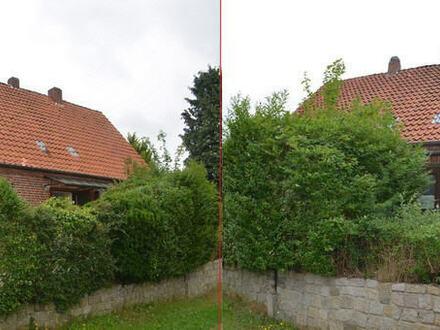 """""""Sanierungsbedürftiges Doppelhaus auf einem spitzen Grundstück!"""""""