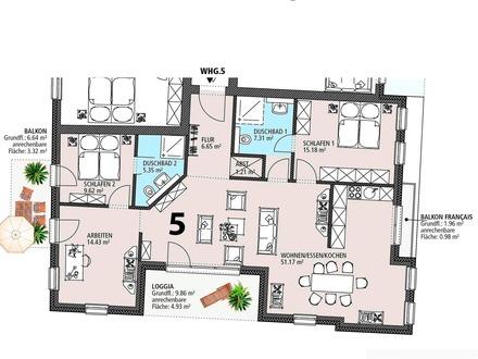 Duhner Allee - 1. OG - Wohnung 5