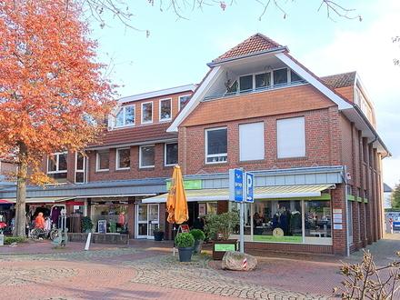 Zwei attraktive Ladenflächen mit soliden Mietern in der Ammerland-Passage in Bad Zwischenahn