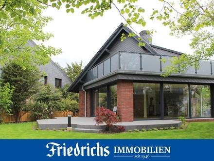 Wohntraum vor den Toren Oldenburgs! Exklusives Einfamilienhaus mit Carport und Vollkeller