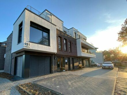 Wunderschöne Wohnung mit Balkon in Bloherfelde! Neubau und Erstbezug!