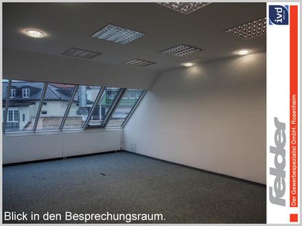 Innenstadtbüro in attraktivem Geschäftshaus