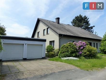In ruhiger Wohnlage von Minden - Gepflegtes Einfamilienhaus mit viel Potenzial!
