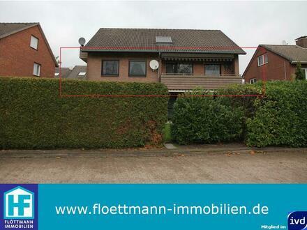 Großzügige 4-Zimmerwohnung mit Garage in Versmold-Oesterweg!