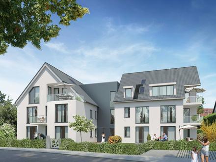 Attraktive Neubau-Erdgeschosswohnung in bevorzugter, ruhiger Anwohner- und Aussichtslage