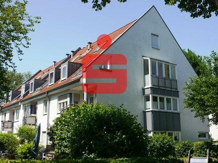 Schicke Maisonette-Wohnung mit Galerie in Feldrandlage