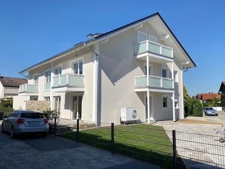 Niedrigenergiehaus A+, ETW im OG mit 2 Balkonen