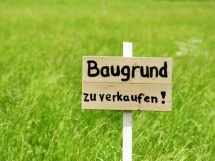 """8 7 4 qm erschlossener BAUGRUND direkt am WALDRAND nahe """"Alte Veste"""" in BESTER Nachbarschaft"""