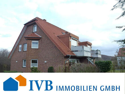 2-Zimmer-Mietwohnung mit Terrasse und Garten in guter Wohnlage von Werther!