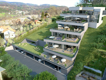 LUXUSPENTHOUSE TOP 1 MIT 97,57 m² SONNENTERRASSE | NEUBAU | PROVISIONSFREI DIREKT VOM BAUTRÄGER