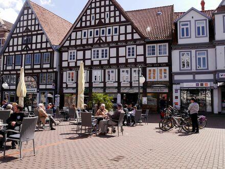 Pächter gesucht für Café-Restaurant am historischen Marktplatz Stadthagen