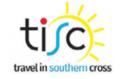 Reisebüro Southern Cross