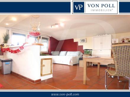 3-Zimmer-Dachgeschosswohnung mit Potenzial!