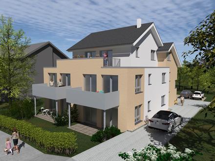 Neubauwohnung in zentraler Lage von Wallenhorst-Hollage