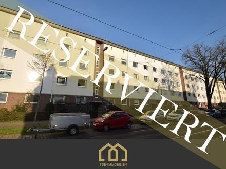 RESERVIERT: Anlage Peterswerder / Gepflegte 3 Zimmer-Wohnung mit Balkon in begehrter Lage