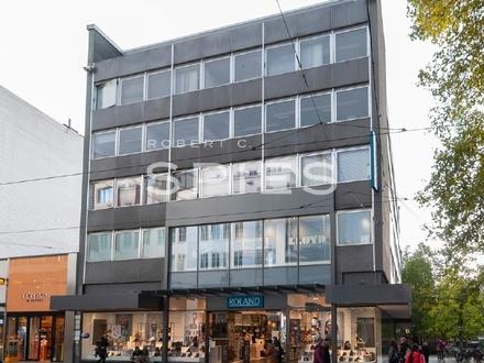 Helle Bürofläche in Bremens Fußgängerzone