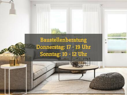 Baustellenbesichtigung Do. 17 - 19 Uhr & So. 10 - 12 Uhr