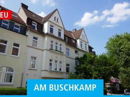 Begehrte Citylage: 3-Zimmer-Wohnung mit kleiner Terrasse für 1-2 Personen