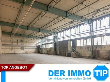 1.500 m² Hallenfläche bei Dresden zur Miete