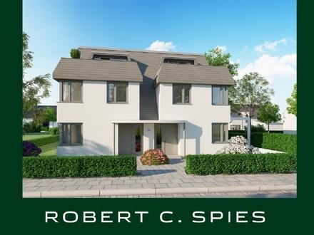 Einmalige Gelegenheit: Neubau-Maisonette mit Garten inmitten gewachsener Lage Schwachhausens