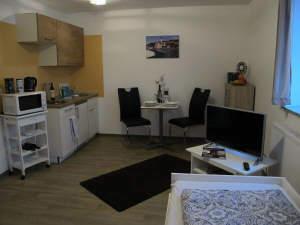 Helles, modern möbliertes Apartment in zentrumsnaher Lage Augsburgs!
