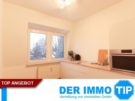 Lichtdurchflutete 2 Zimmerwohnung in Rabenstein