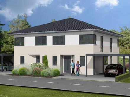 Familienfreundliche Doppelhaushälfte in verkehrsberuhigter Lage von Rehme!