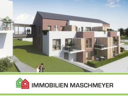 Barrierefreie Neubauwohnungen am Fritz-Kamping-Haus in Melle-Buer!