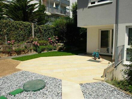 HN-OST: 5 Zi. EG-Wohnung, 130m² möbliert, für 3 Jahre mit Verlängerungsoption zu verm.