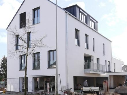 Schöne 3-Zimmer Neubauwohnung mit Loggia!