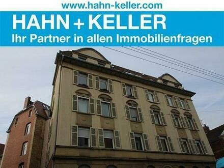 Modernisierte 3 Zi. Altbau Wohnung mit Balkon im Stuttgarter Westen