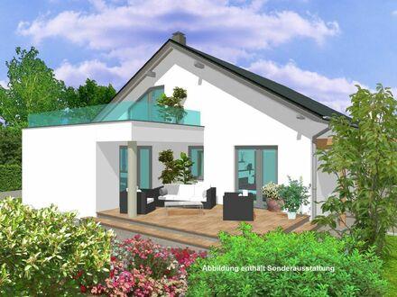 Einfamilienhaus mit großer Dachterrasse