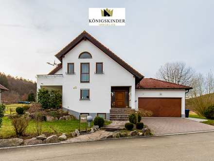 Wunderschönes Einfamilienhaus in unverbaubarer Randlage!
