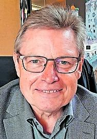 Bürgermeister Hans-Dieter Schneider