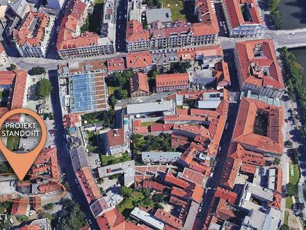 Innenstadt-Bauprojekt in zentralster TOP Lage