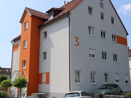 Helle 2,5 Zimmer Maisonettewohnung mit Balkon